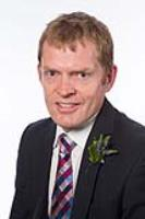 Councillor David Hosking