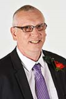 Councillor Stephen Coventry (PenPic)