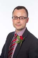 Councillor Matthew Clifton (PenPic)