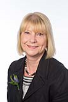 Councillor Lynn Patey-Smith (PenPic)
