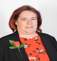 Councillor Anne Cryer-Whitehead (PenPic)